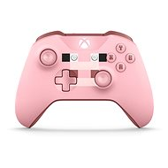 Xbox One Wireless Controller Minecraft Pig - Gamepad