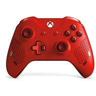 Xbox One Wireless Controller Sport Red Special Edition - Gamepad