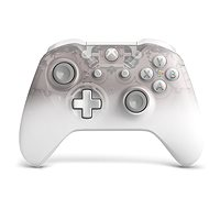 Xbox One Wireless Controller Phantom White - Gamepad