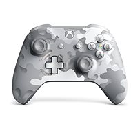 Xbox One Wireless Controller Light Grey Camo - Gamepad