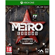 Metro: Exodus - Aurora edition – Xbox One - Hra na konzolu