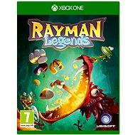 Rayman Legends – Xbox One - Hra na konzolu