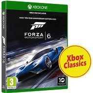 Xbox One - Forza Motorsport 6 - Hra na konzolu