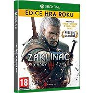 Zaklínač 3: Divoký hon - Edícia Hra Roka CZ - Xbox One - Hra na konzolu