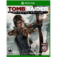 Tomb Raider: Definitive Edition – Xbox One - Hra pre konzolu