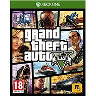 Grand Theft Auto V – Xbox One - Hra na konzolu