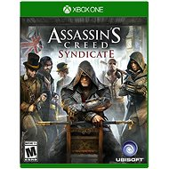 Assassin's Creed: Syndicate CZ - Xbox One - Hra na konzolu