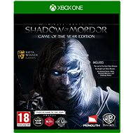 Middle Earth: Shadow Of Mordor Game of The Year Edition – Xbox One - Hra na konzolu