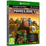 Minecraft Super Plus Pack – Xbox One - Hra pre konzolu