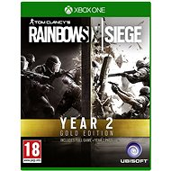 Tom Clancy's Rainbow Six: Siege Gold Season 2 - Xbox One - Hra pre konzolu