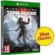 Xbox One - Rise of the Tomb Raider - Hra na konzolu