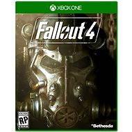Xbox One - Fallout 4 - Hra na konzolu