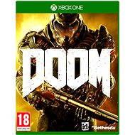 Xbox One - DOOM - Hra na konzolu