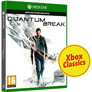 Xbox One - Quantum Break - Hra na konzolu