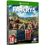 Far Cry 5 – Xbox One - Hra na konzolu