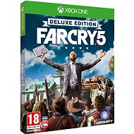 Far Cry 5 Deluxe Edition – Xbox One - Hra na konzolu