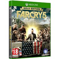 Far Cry 5 Gold Edition – Xbox One - Hra na konzolu