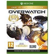 Overwatch: GOTY Edition - Xbox One - Hra pre konzolu