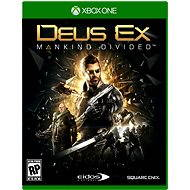Deus Ex: Mankind Divided Collector's Edition - Xbox One - Hra pre konzolu