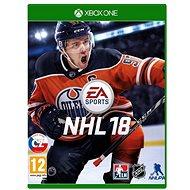 NHL 18 - Xbox One - Hra na konzolu