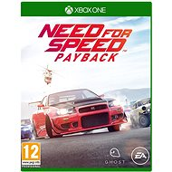 Need for Speed Payback - Xbox One - Hra na konzolu