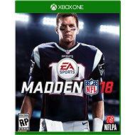 Madden 18 - Xbox One - Hra pre konzolu