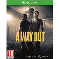 A Way Out - Xbox One - Hra pre konzolu