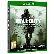 Call of Duty: Modern Warfare Remaster - Xbox One - Hra na konzolu