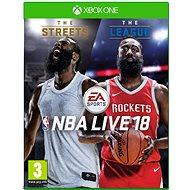 NBA Live 18 - Xbox One - Hra pre konzolu