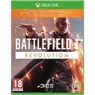 Battlefield 1 Revolution - Xbox One - Hra pre konzolu