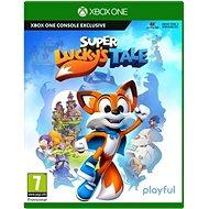 Super Lucky's Tale - Xbox One - Hra na konzolu