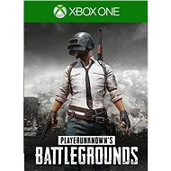 PlayerUnknowns Battlegrounds – Xbox One - Hra na konzolu