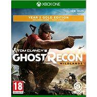 Tom Clancys Ghost Recon: Wildlands Gold Edition Year 2 – Xbox One - Hra na konzolu