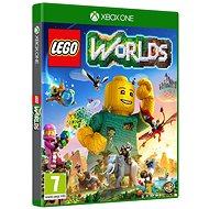 LEGO Worlds - Xbox One - Hra na konzolu