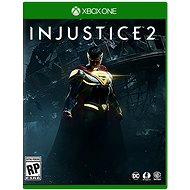 Injustice 2 – Xbox One - Hra na konzolu