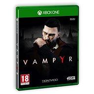 Vampyr – Xbox One - Hra na konzolu