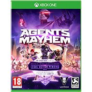 Agents of Mayhem - Xbox One - Hra na konzolu