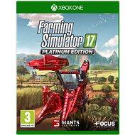 Farming Simulator 17 – Platinum Edition – Xbox One - Hra pre konzolu