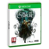 Call of Cthulhu – Xbox One - Hra na konzolu