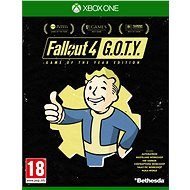 Fallout 4 GOTY - Xbox One - Hra na konzolu
