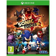 Sonic Forces D1 Edition – Xbox One - Hra pre konzolu