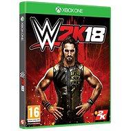 WWE 2K18 – Xbox One - Hra pre konzolu