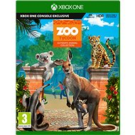 Zoo Tycoon: Ultimate Animal Collection - Xbox One - Hra na konzolu