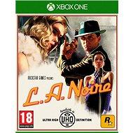 L.A. Noire - Xbox One - Hra na konzolu