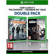 Rainbow Six Siege + The Division DuoPack – Xbox One - Hra na konzolu