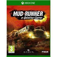 Spintires: MudRunner – Xbox One - Hra pre konzolu