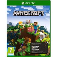 Minecraft Starter Collection – Xbox One - Hra na konzolu