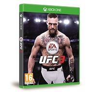 UFC 3 –  Xbox One - Hra na konzolu