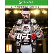 UFC 3 Champions Edition – Xbox One - Hra pre konzolu