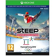 Steep Winter Games Edition – Xbox One - Hra na konzolu